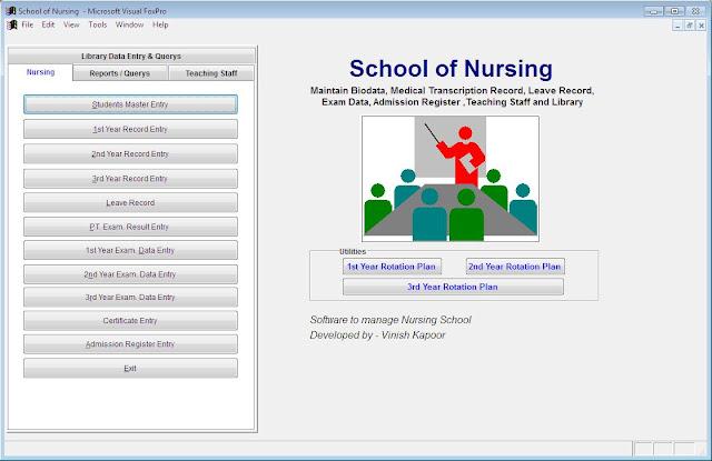 Nursing School Software To Manage Medical Transcription