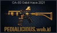 OA-93 Gatot Kaca 2021