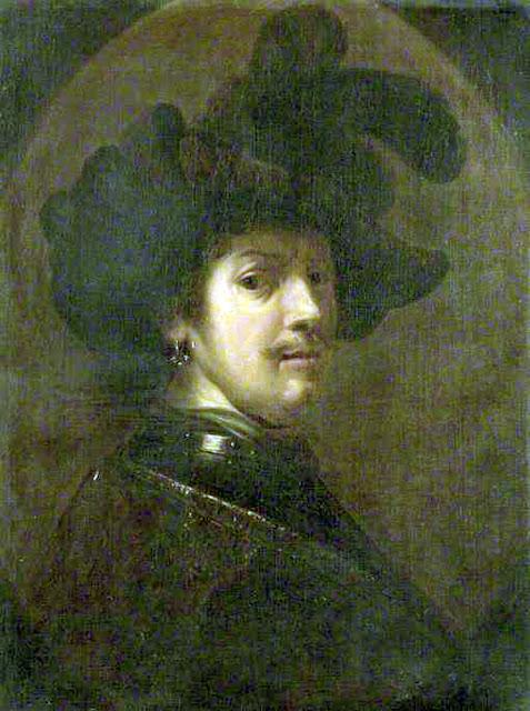 Thomas Barker of Bath, Portraits of Painters, Fine arts, Self-Portraits