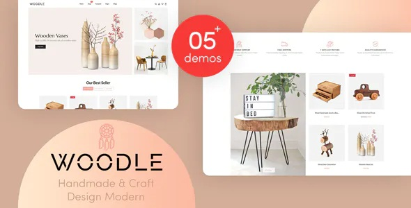 Handmade And Craft Responsive Shopify Theme
