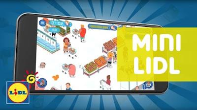 Mini Lidl - Un juego para vender más