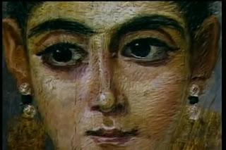 Imagem: quadro encontrado na África do século II