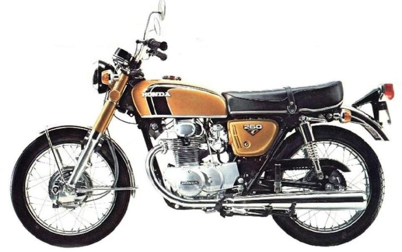 Honda CB250GS Average Mileage (1971) - Per Liter, Kmpl & More