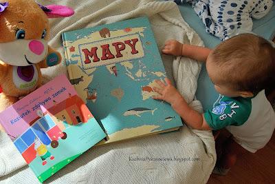 Książki dla małego podróżnika