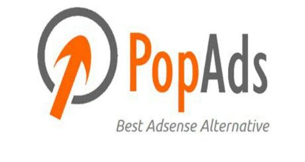 Review jaringan iklan popAds,review popads