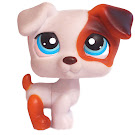 Littlest Pet Shop 3-pack Scenery Jack Russell (#151) Pet