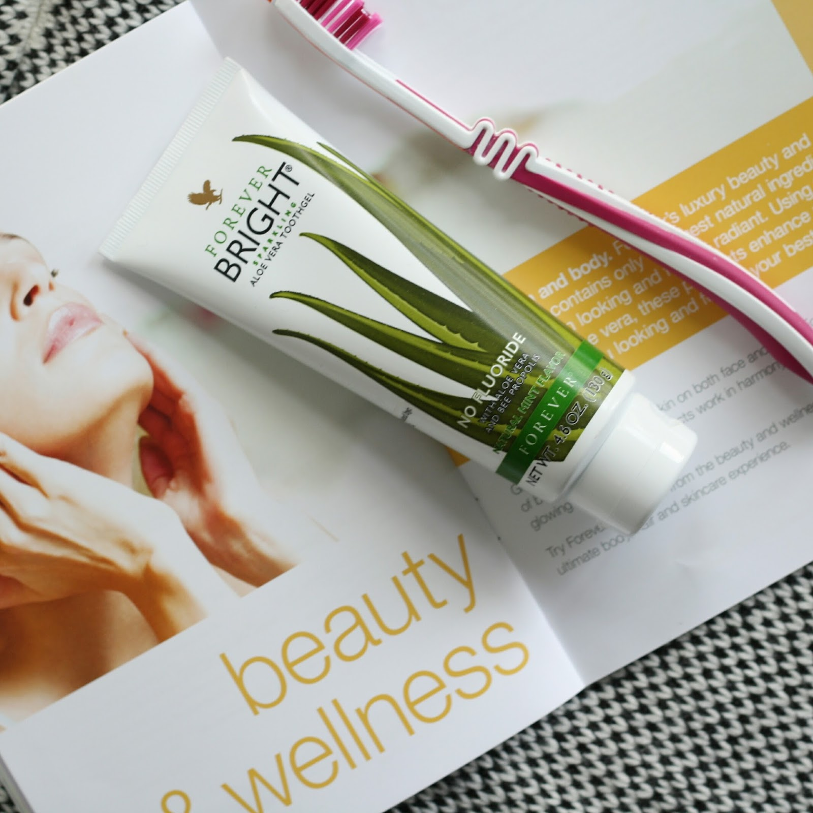 Leanne Marie : BEAUTY : First Impressions of Forever Living