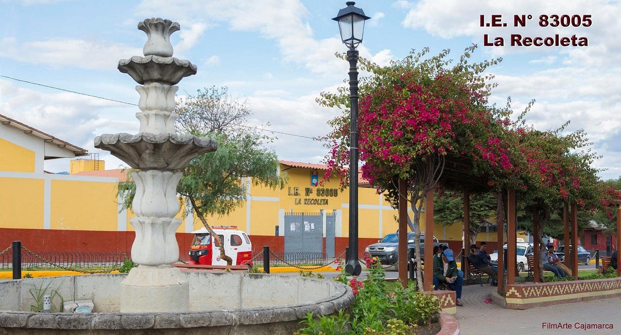Escuela 83005 LA RECOLETA - Cajamarca