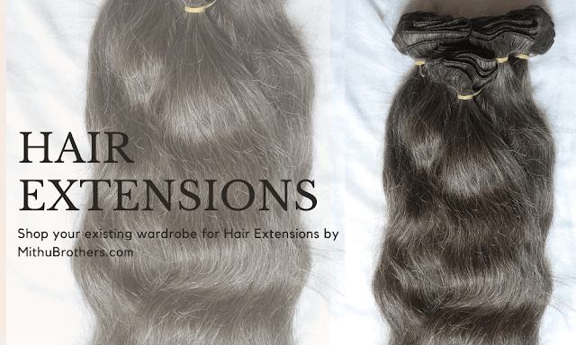 These Hair Extensions are also classified into 3 quality levels.