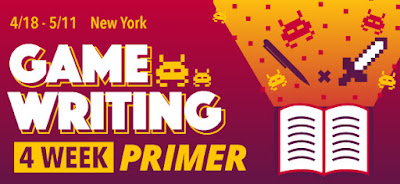 https://www.playcrafting.com/event/4-week-game-writing-primer/