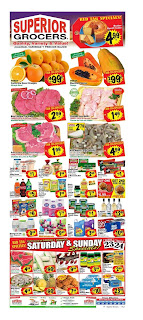 ⭐ Superior Grocers Ad 3/20/19 ✅ Superior Grocers Weekly Ad March 20 2019