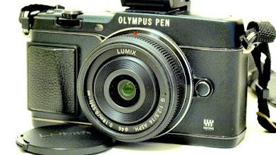 Olympus E-P5, Lumix G 14mm f/2.5 Asph.