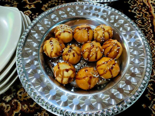 Roti coklat ala arab