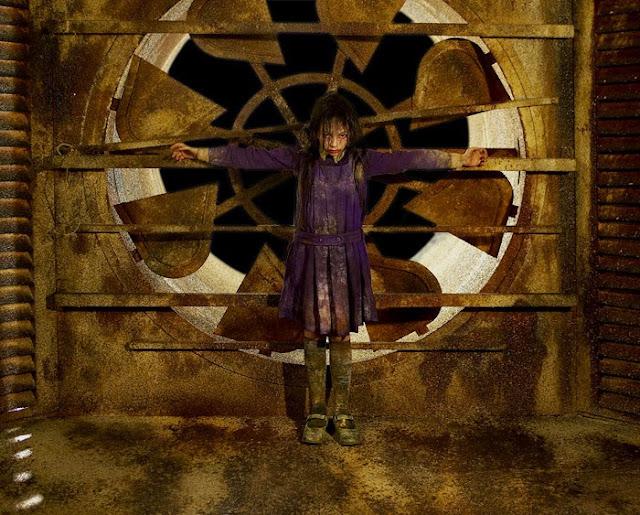 Terror em Silent Hill, Silent Hill filme, imagens, Alessa