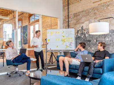 OTAK PULSA | Tips Cara Memulai Bisnis Buka Usaha Sendiri Sukses