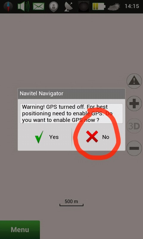 Navitel android v8.5 Versi Terbaru full version