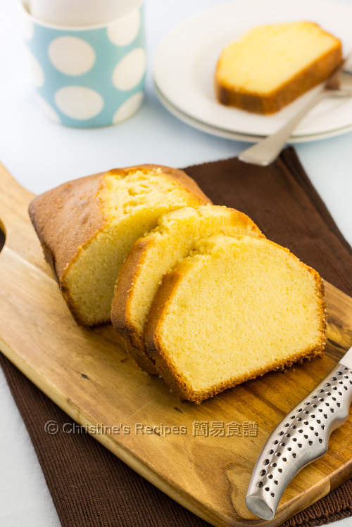 Christine Recipe Butter Cake
