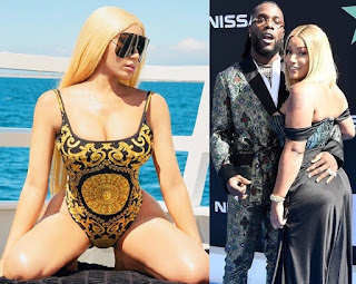 'Ugly people are ugly inside' Dencia blast Burna Boy and his girlfriend Stefflon Don