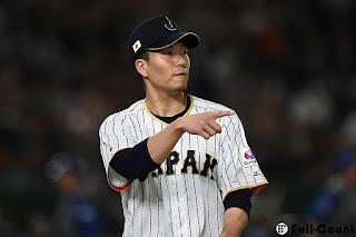 【WBC】千賀、侍ジャパンから唯一のベストナイン選出 育成契約からWBCベストナインwwwwww