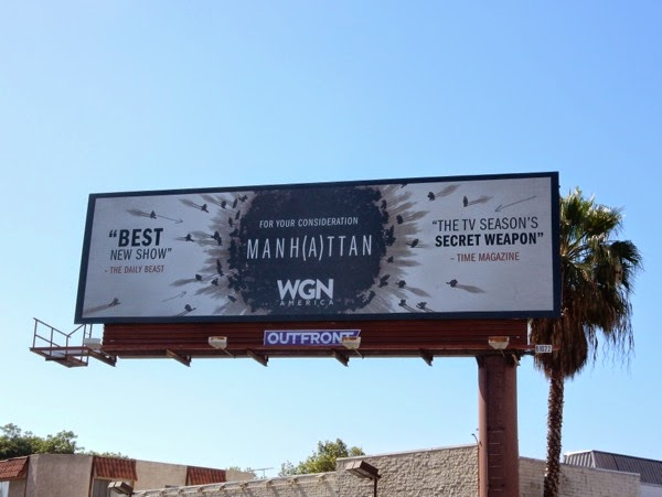 Manhattan 2015 Emmy billboard