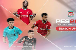 NEW Liverpool Start Screen For - PES 2017