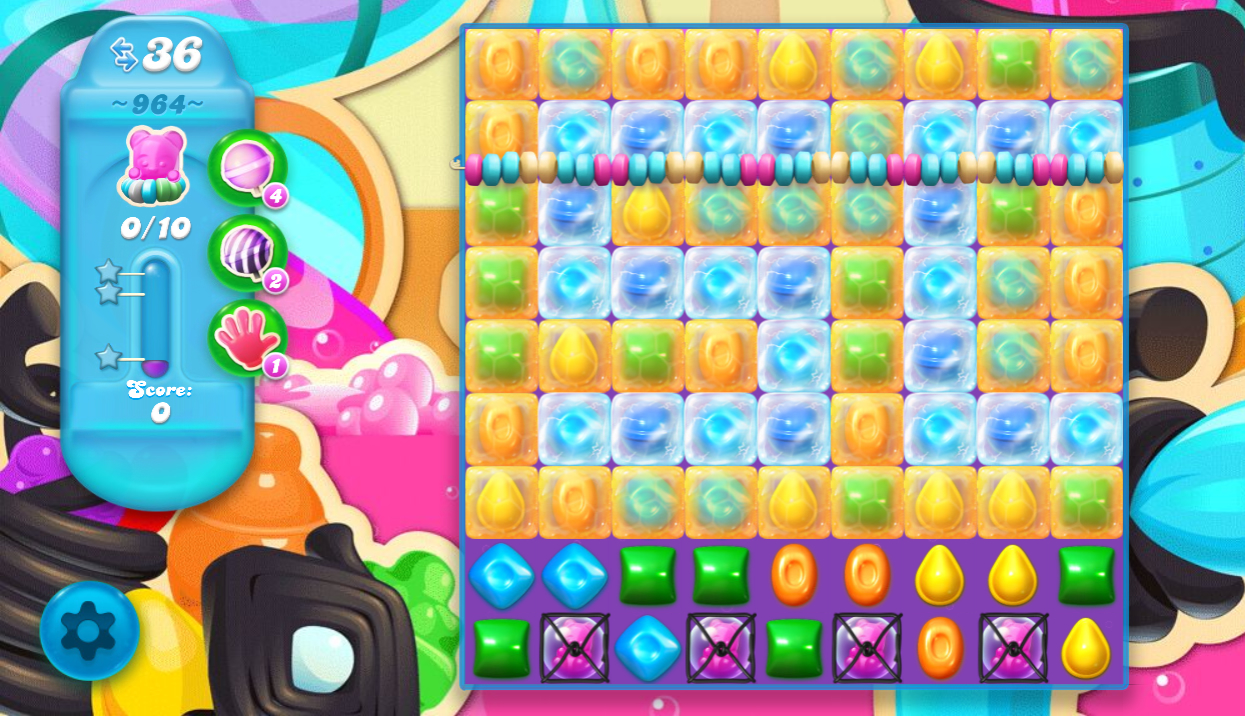 Candy Crush Soda Saga 964