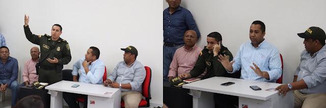 """""""No vamos a permitir que unos pocos dañen una fiesta que es de todos y para todos"""" dijo el alcalde de Riohacha José Bermudez Cortés"""