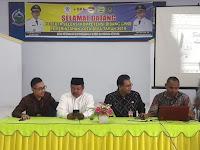 Didampingi Kepala BKPSDM, Sekda Tinjau Pelaksanaan SKB CPNS Kota Bima 2018