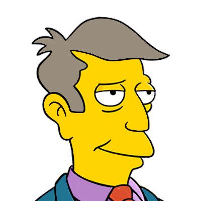 Los Simpson Personaje Seymour Skinner