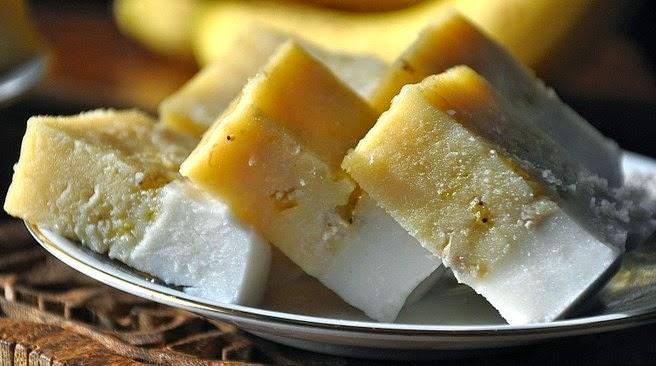 Resep Kue Talam Jtt: Resep Cara Membuat Kue Talam Pisang Tradisional