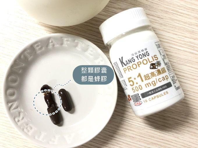 康永蜂膠,蜂膠膠囊,蜂膠薑黃,蜂膠好處,蜂膠禁忌