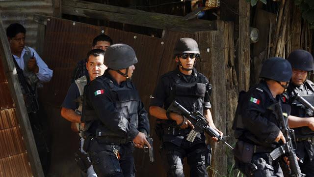 Encuentran los restos descuartizados de cinco hombres y dos mujeres dentro de bolsas de plástico en México
