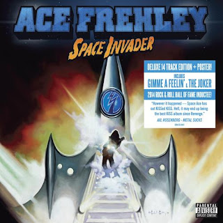 Ace Frehley - I Wanna Hold You (2014)
