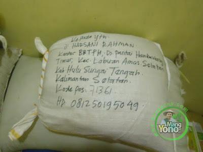 Foto 2 :  H. Harsani Balai Benih Tanaman Pangan dan Hortikultura /  BBTPH Kalimantan Selatan