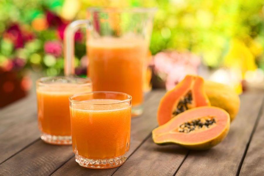 papaya-calorias