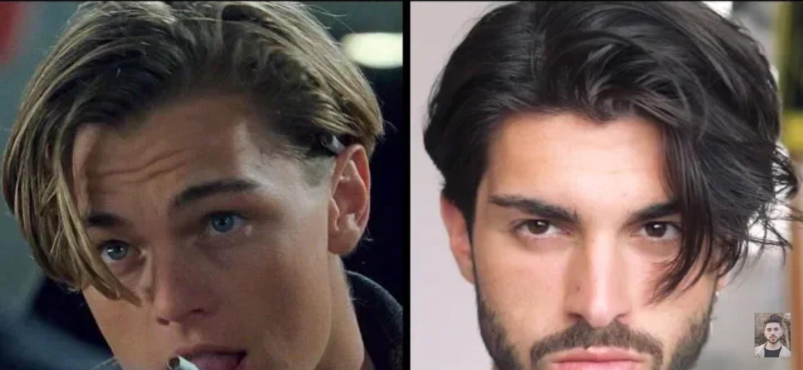 Stylish Hairstyles: Leonardo DiCaprio Inspired Hairstyle 5s