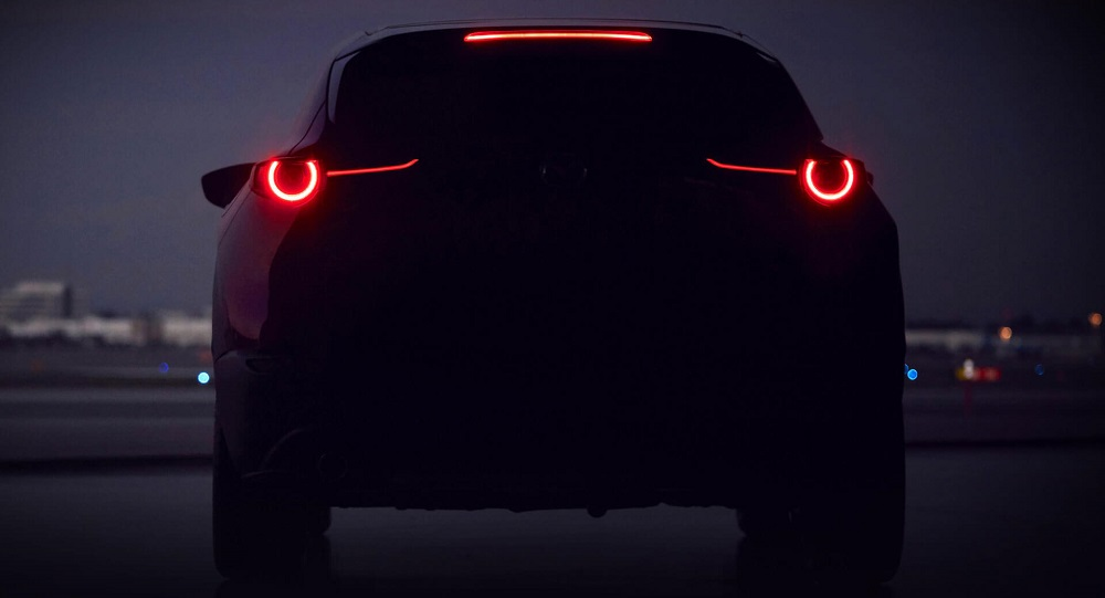 Mazda to unveil new SUV at Geneva Motor Show