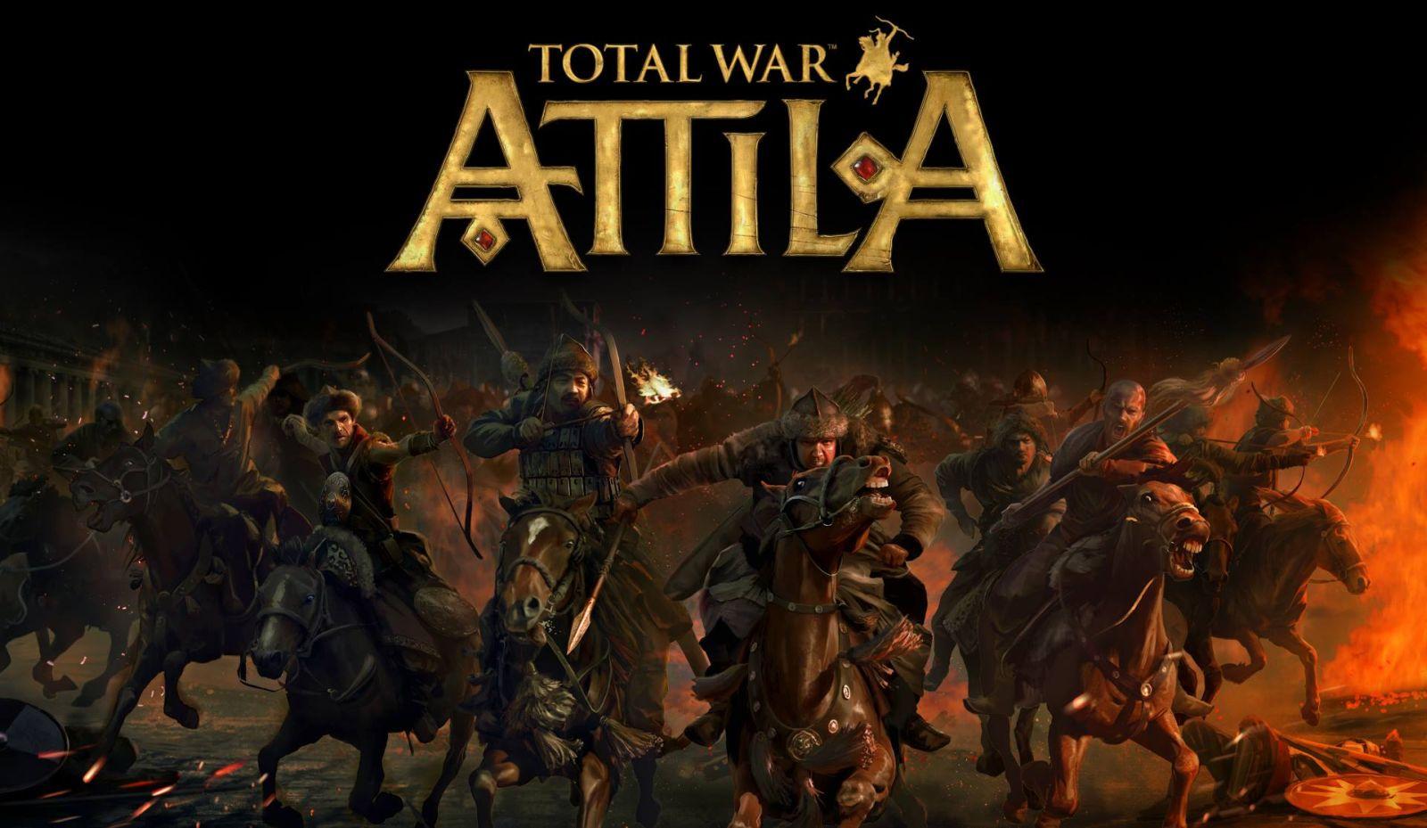 Total War: ATTILA v 1 2 1 + 4 DLCs, Proper Non-Steam Crack, Repack