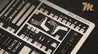 Eduard detail set for JAS-39 Gripen A from Italeri in 1/72, plastic scale model - inbox review