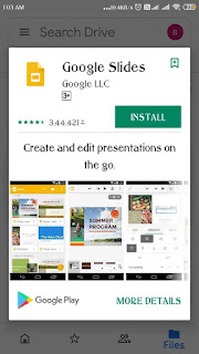 How to Use Slides in Google Drive