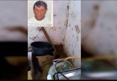 Filho é preso por matar o pai de 71 anos com golpes de enxada, no interior do CE
