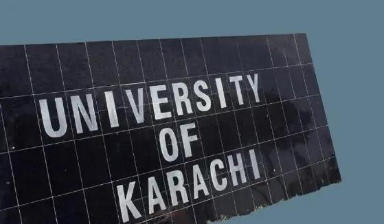 Summaries of two-year programmes for Karachi University