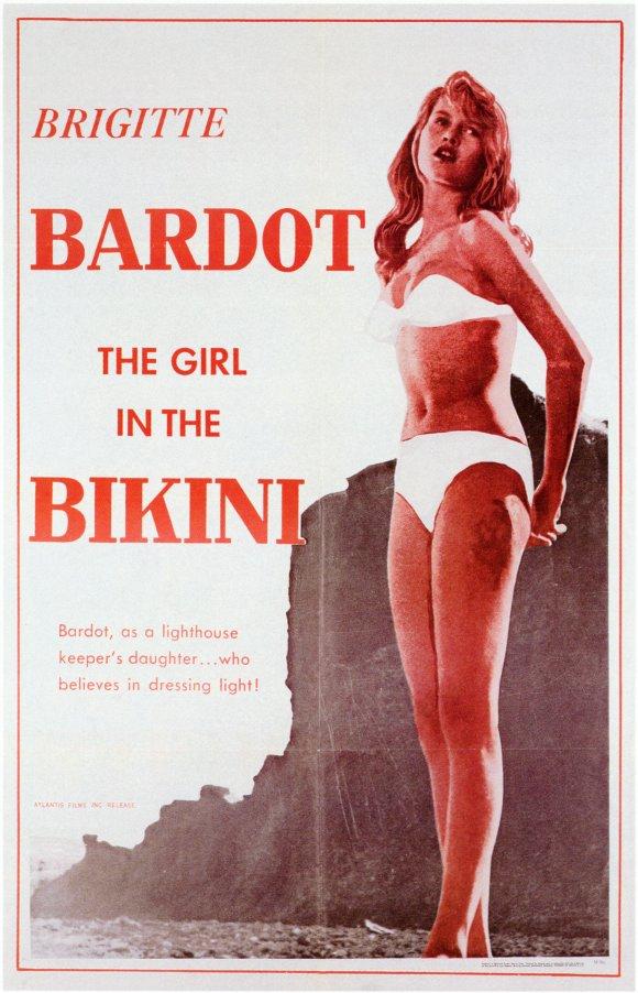 Have kept brigitte bardot bikini