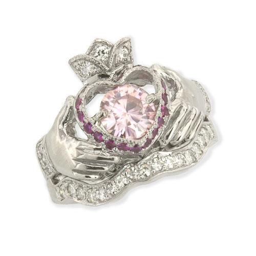 KattyKeys Claddagh ring
