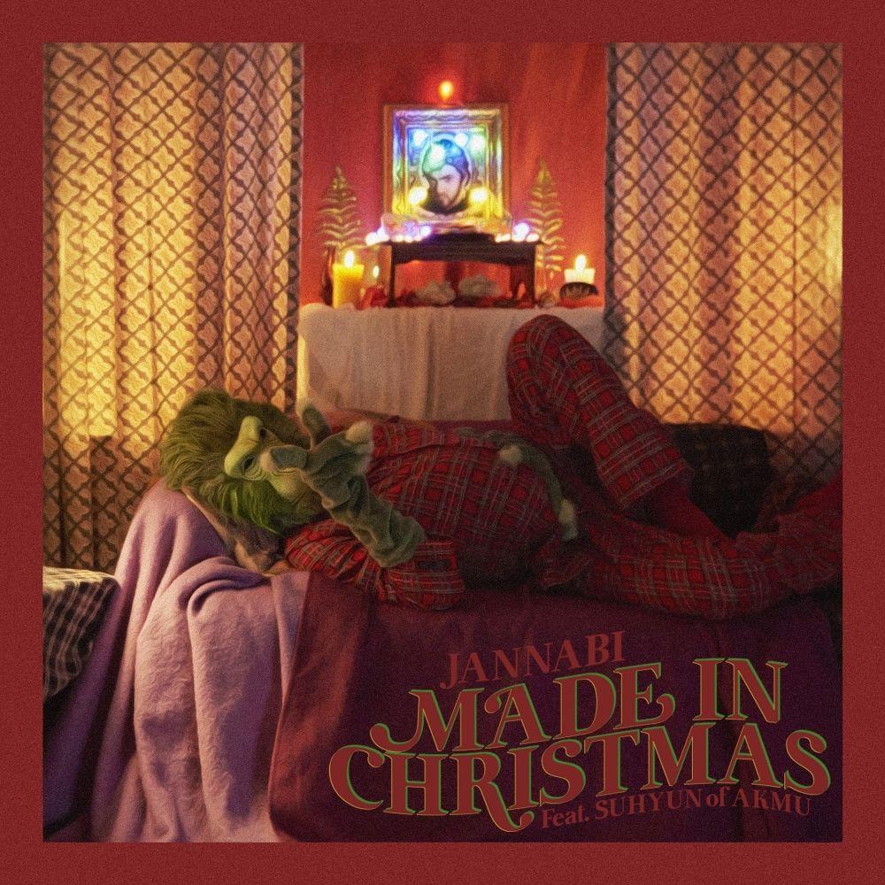 JANNABI – Made In Christmas (feat. 이수현 of 악동뮤지션) – Single
