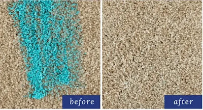 removing-paint-from-carpet