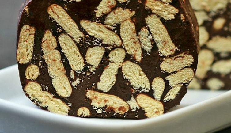 salam de biscuiti - mod de prepare si ingrediente necesare