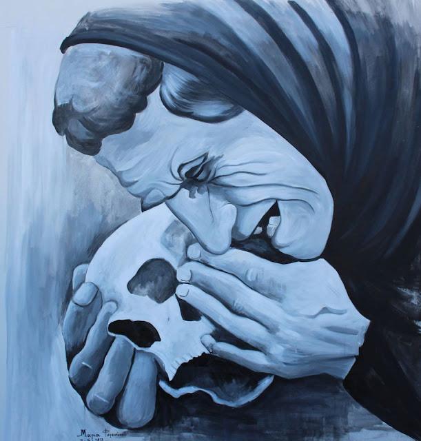 """Έκθεση ζωγραφικής με θέμα """"Ο θρήνος της Τραπεζούντας»"""
