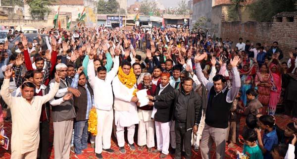 भ्रष्टाचार उजागर किए तो मंत्रियों ने कराया निगम अधिकारी का तबादला : ललित नागर