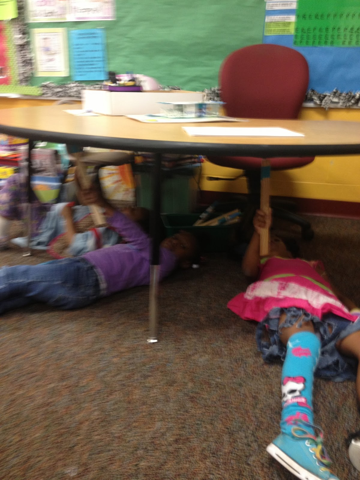 Coyne S Crazy Fun Preschool Classroom